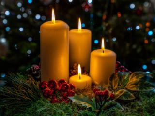 Merry Christmas - Fröhliche Weihnachten