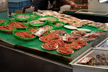 金沢の台所・近江町市場