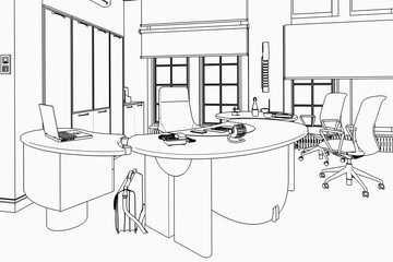 Executive Office 03 (scetch)