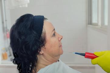 Illegal cosmetic procedure