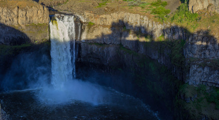 Palouse Falls Close Up