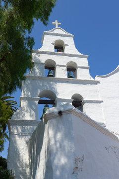 California Mission San Diego de Alcala
