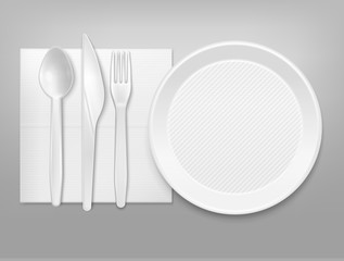 Disposable Tableware  Set