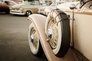 Fotomurales - Classic cars