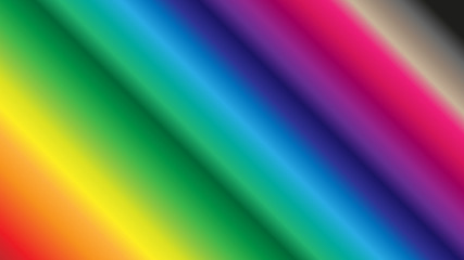 Abstract background gradient of all colors of the rainbow. EPS10