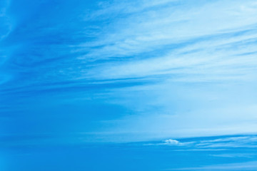 sky and clouds - environment, nature background, weather and meteorology concept