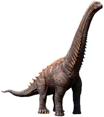 Wall Mural - Alamosaurus 3D illustration