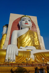 Kyaik Pun Pagoda チャイプーン パヤー