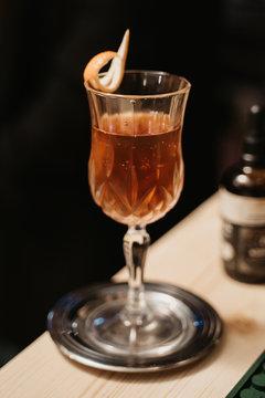 elegant cocktail