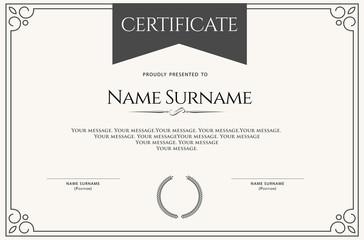 sertifika / certificate