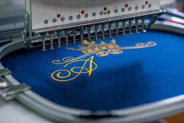 industrial embroidery
