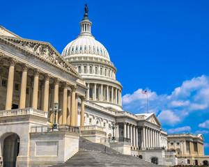 U S Capital Building in Washington DC