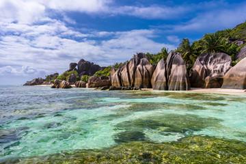 Anse Source d'Argent à La Digue, Seychelles