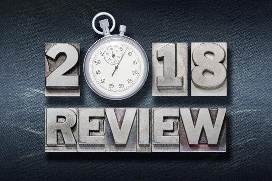 2018 review den
