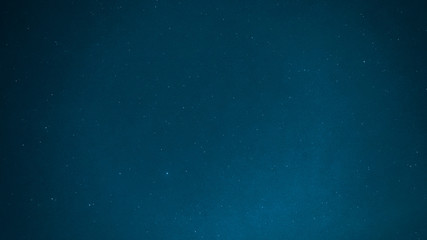 blue background tone with night sky concept from Geminids one of the most spectacular meteor showers of the year and other small star with night sky