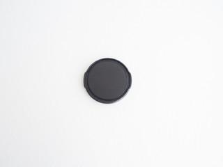 Black lens cap