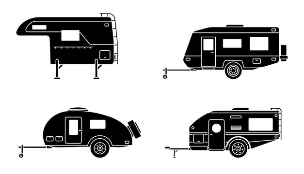 Camping Trailer Photos Royalty Free Images Graphics Vectors Videos Adobe Stock