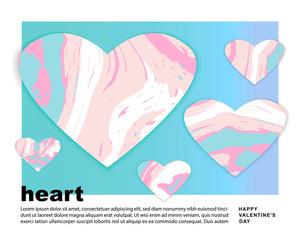 heart. saint valentine's day