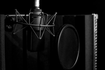 studion microphone