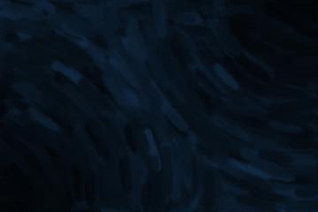 Dark Blue Black Watercolor Background