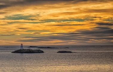 Bjørnskjær Lighthouse