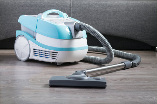 Modern vacuum cleaner with the function of dry and wet cleaning