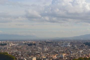 Bright November in Rome