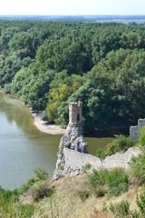 Castle over the Danube