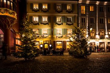 weihnachtliche city freiburg