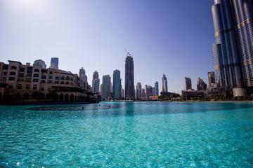 the Central part of Dubai