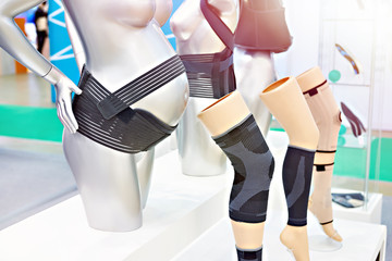 Female compression bandages
