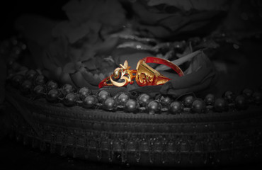 Engagement Rings, Indian wedding photography