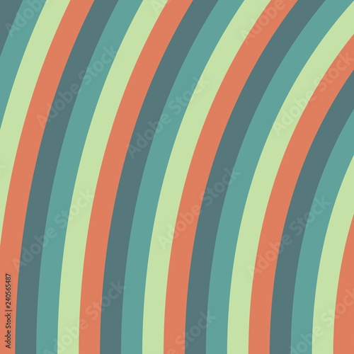 Rainbow Colorful pattern with different color lines  Texture