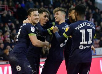 Championship - Sheffield United v Derby County