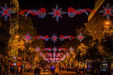 Papiers peints Barcelone Merry Christmas