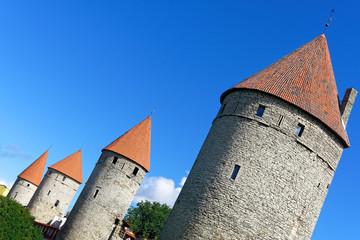 Platz der Türme in Tallinn, Estland