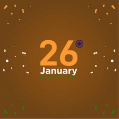 india republic day vector design