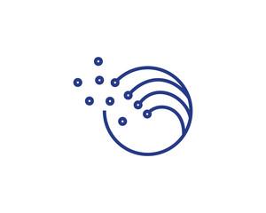 Dot move rotation tech
