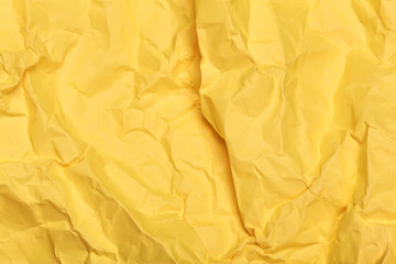 Paper texture background, Crumpled paper with copy space