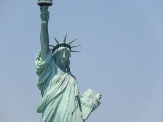 statua wolności - fototapety na wymiar