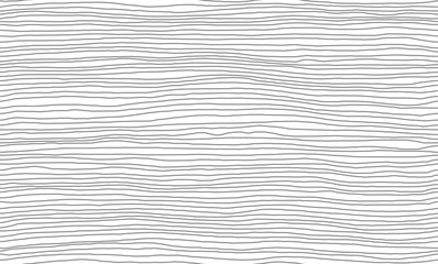 Vector Illustration of the seamless pattern of gray and white lines abstract background. EPS10. Wall mural