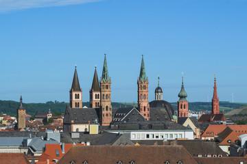 Würzburg Dom Marienkapelle Grafeneckert