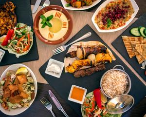 arabic food traditional