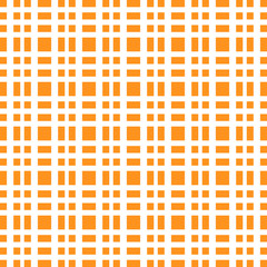 orange grid white lines chess pattern bright
