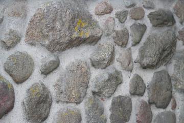 Old rock wall pattern.
