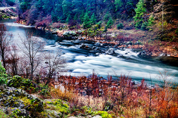The Trinity River along California Highway 299, Christmas Eve 2018_DSC1383