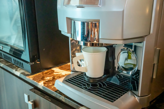 coffee machines offer consistent, quality coffee in hotel, sport club or office.