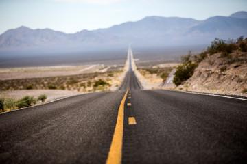 Poster de jardin Route 66 Desierto...