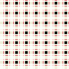Christmas plaid modern classic pattern