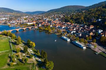 Germany, Bavaria, Miltenberg, river Main